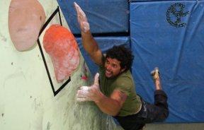 Competencia de boulder Boulderanga 10 en Ecuador