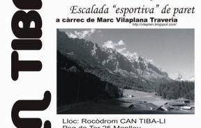 Proyeccion de video de escalada Desafiament Vertical rocodromo Can Tiba-li Manlleu