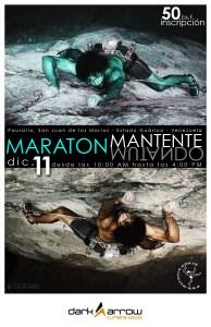 Maratón de Escalada en Roca Mantente Mutando