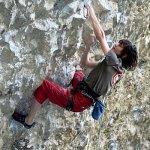 Adam Ondra escalando Martin Krpan 9a