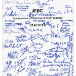 Estatutos de la nueva IFSC