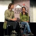 Entrevista final a Daila Ojeda y Chris Sharma - Foto Villan Alayon