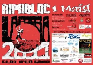 Poster Ripabloc 2011