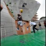 Rotobloc Gargola en el 7mo Open Bloc Bous de la Salle
