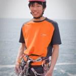 Toru Nakajima, atleta de Wild Country - Foto Alex Kins