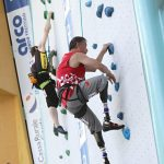 Velocidad Campeonato Mundo Paraclimbing Arco 2011 - Foto Giulio Malfer