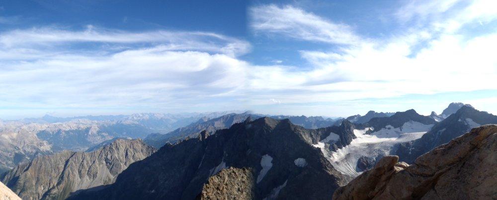Sur Francia, el destino para una experiencia de escalada alpina