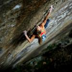 Sasha DiGiulian en Pure imagination 9a - foto Keith Ladzinski