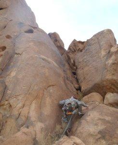 Expedición del CTAC abre dos nuevas vías en el Sinaí
