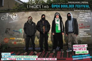 Premier del video de boulder Welcome to the Hood