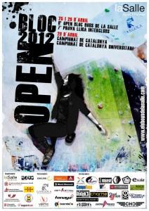 8vo Open Bloc Els Bous de la Salles