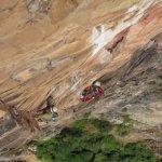 Escalada en el Acopan Tepuy - Foto Oliver Sevcik