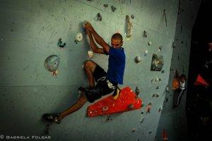 abierto de escalada en boulder Open Bloc Vertigo