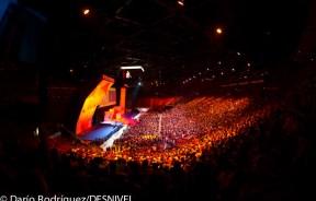 Campeonato del Mundo de Escalada IFSC 2012 en Paris - Foto Dario Rodriguez