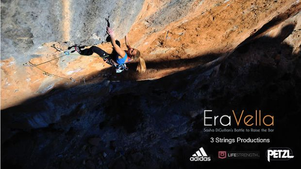 Video de escalada deportiva: Sasha Digiulian en Era Vella 9a