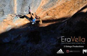 Video de escalada deportiva: Sasha Digiulian en Era Vella 9a