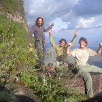 Equipo de segunda liberación de El nido del Tiric Tirik 7b+ L14 Tepuy Upuigma