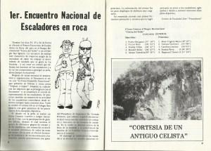 Primer Encuentro Nacional de Escalada en Venezuela