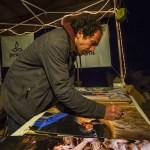 Fred Niloce en el 20th Hueco Rodeo 2013