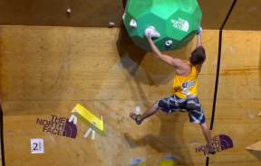 Video de Boulder The North Face Master Bouldering en Chile 2013