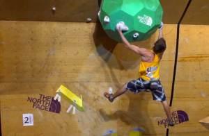 Video de Boulder The North Face Master Bouldering en Chile 2013