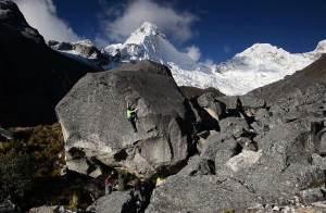 Video de escalada boulder: Odisea Inca en Perú