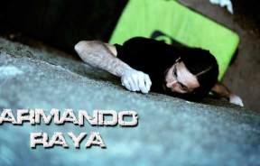 Video de escalada boulder Armando Raya bloquero por naturaleza