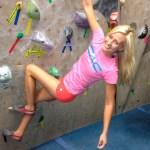 Sierra Blair Coyle - Climbers Against Cancer (CAC)