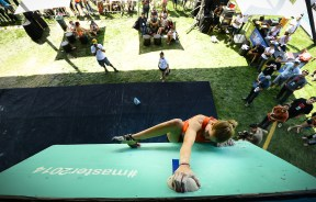 Video The North Face Master Bouldering 2014 en Chile