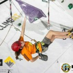 Mikel Linacisoro y Maria Benach nuevos Campeones de España Escalada Dificultad Juvenil 2016