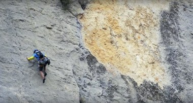 Video Bigwall; Rally 12h de Escalada Terradets 2016