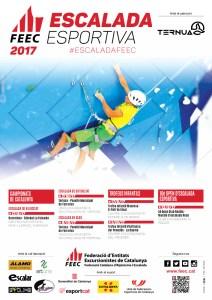 Campeonato de Catalunya de Escalada de Dificultad 2017 @ Pavelló Municipal de Ferreries - Tortosa | Tortosa | Catalunya | España