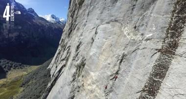"""Escalada en Perú; Hermanos Pou en su nuevo proyecto """"4 Elementos"""""""