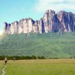 Video escalada Tepuy; Time is the Master en el Acopan Tepui