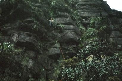 Expedición Tramen Tepuy 1981 - Archivo Stephen Platt