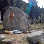 2 Videos de escalada boulder en Cavallers