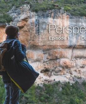 """Episodio 1 """"Perspectivas"""" Daniel Woods en Cataluña"""