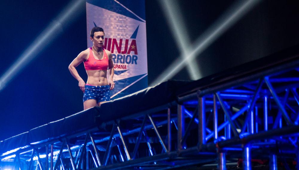 Escaladores finalistas al Ninja Warrior España 2018