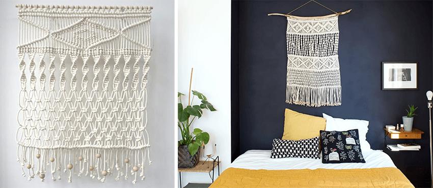 100 Macrames Tendances Pour Sublimer Votre Deco Escale Design Escale Design