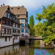 Strasbourg, Alsace : La Petite France by Philippe de Rexel