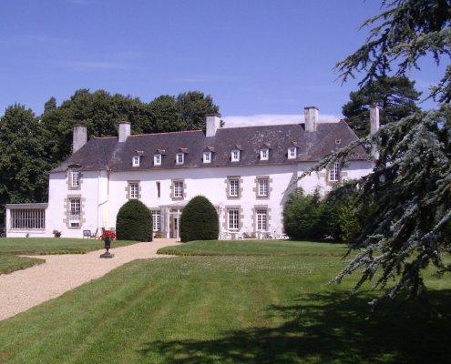 Manoir de la Baronnie, chambres d'hôtes Saint Malo (Bretagne)