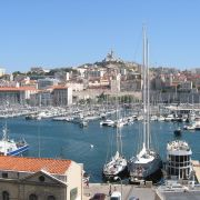 Marseille, le vieux port (by Jddmano)