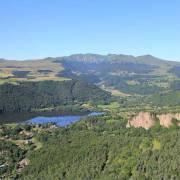 Chambon sur lac, Auvergne-Rhône-Alpes