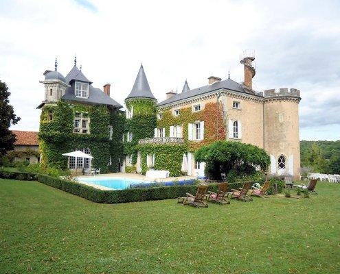 Saint Victor La Grand'Maison, Ingrandes