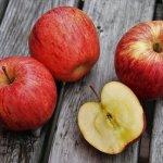 La compote de pommes remplace le sucre
