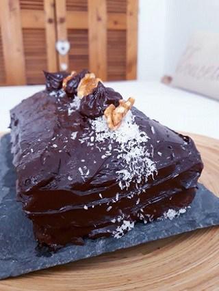 cake chocolat sans gluten vegan