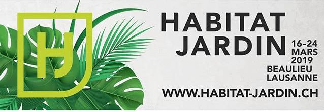 Habitat et Jardin, Lausanne, du 16 mars au 24 mars 2019