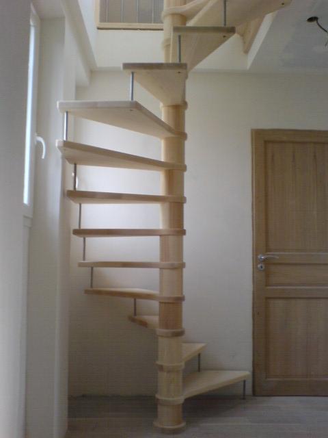 Escaliers Deparis 77 Escaliers En Bois Sur Mesure Ile De France Fabrication Et Pose Contemporain