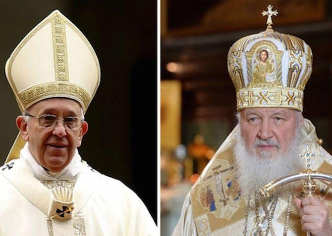 cuba, papa francisco, iglesia ortodoxa de rusia