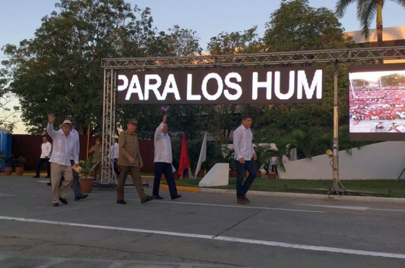 Sancti spiritus en26, 26 de julio, Raúl castro, cuba, dia de la rebeldia nacional, asalto al cuartel moncada
